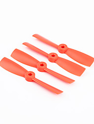 General Accessories Cheerson Parts Accessories RC Quadcopters Orange Plastic 2PCS