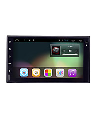 Bonroad  7inch  1024*600 Android 6.0 Car Tap PC Tablet 2 din Universal For Nissan GPS Navigation BT Radio Stereo Audio Player(No DVD)