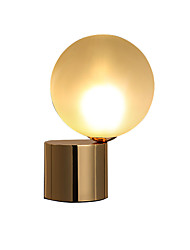 Maishang Lighting Modern/Contemporary Table Lamp  Feature for Eye Protection  with Electroplated Use On/Off Switch Switch