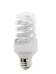 5W E26/E27 Ampoules Maïs LED T 12 SMD 2835 420 lm Blanc Chaud / Blanc Froid Décorative AC 100-240 V 1 pièce