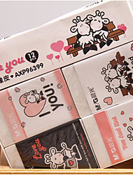 Love You Very Large Rubber Series(12PCS)