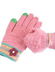 многофункциональный сенсорный экран перчатки (глубокий порошок)