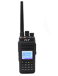 TYT Portátil / Analógico / Digital MD-398 UHFRadio FM / Alarma de Emergencia / Programable con Software de PC / Función de Ahorro de
