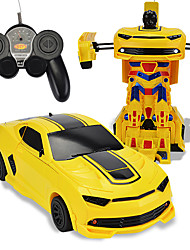 0765 Robot 2.4G Toy RC Vehicles
