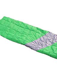 Saco de dormir Saco de Dormir Indoor Solteiro (L150 cm x C200 cm) 10 Plumagem 1000g 180X30 Campismo / Viajar / InteriorProva de Água / Á