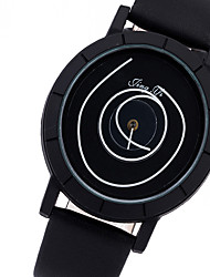 Men's Gift Jingyi Men Women Creative Figure Design Wristwatch Breathe Freely Strap Sports Casual Fashion Quartz Watches