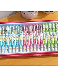 студент специальный пластик ручки (20шт)