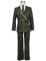 Hetalia Cosplay Costumes Top /  Shirt / Pants/ Tie / Belt / More Accessories  Kid