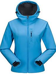 Mulheres Homens Blusas Snowboard Corrida Impermeável Térmico/Quente A Prova de Vento Anti-Estático Confortável GrossaPrimavera Outono