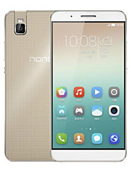 "Huawei Honor 7i 5.2 "" Android 5.1 4G Smartphone (Dual SIM Octa Core 13 MP 3GB + 32 GB Gold / White)"