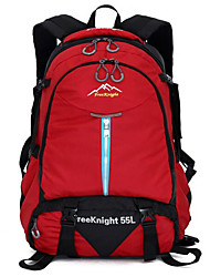 55 L Backpack / Hiking & Backpacking Pack / Cycling Backpack Camping & Hiking / Climbing / Leisure Sports / Cycling/Bike / Traveling