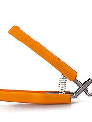1 Pças.Para utensílios de cozinha Plástico / Aço Inoxidável Creative Kitchen Gadget / termo-isolante