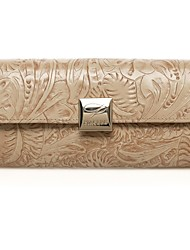Formal / Casual / Office & Career / Shopping-Wallet-Cowhide-Women