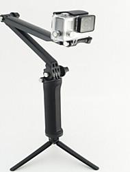 Acessórios para GoPro,Telescopic Pole Monopé Tripé Montagem Multi funções, Para-Câmara de Acção,Gopro Hero 5/4/3/3+/2/1 cam Rollei Ação
