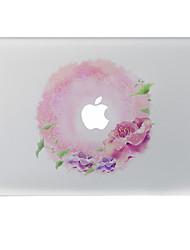 1 pieza Anti-Arañazos Logo Playing With Apple De Plástico Transparente Adhesivo Diseño ParaMacBook Pro 15'' with Retina MacBook Pro 15 ''