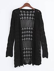 женская вырезать свитер (больше цветов)