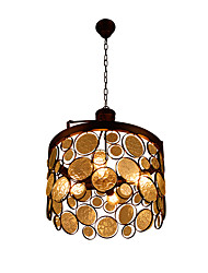 MAX60W Pendant Light ,  Modern/Contemporary Others Feature for Mini Style / Designers MetalLiving Room / Bedroom