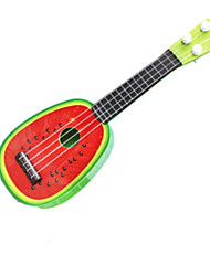 WATERMELON CHILDREN CARTOON FRUIT GUITAR/ Plastic/ Outdoor Toy/ Music Toy