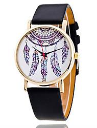 2016 New Fashion Dreamcatcher Watch Casual Women Dress Watches Ladies Quarzt Watches Relogio Feminino
