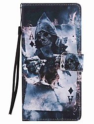 For Sony  Xperia XA Ultra X Performance Z5 Case Cover Magician Painted Lanyard PU Phone Case