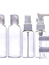Travel Travel Mug / Cup Travel Storage / Toiletries Portable Plastic