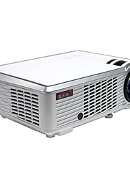 LED-33+02 WIFI LCD FWVGA (854x480) Projector,LED 2000 HD Android Wireless Projector