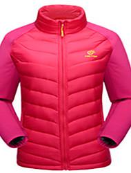 Ski Wear Tops Women's Winter Wear Winter Clothing Waterproof Breathable Thermal / Warm Windproof WearableSkiing Skating Running