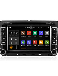 dab android 5.1 carro sistema de DVD player multimídia wi-fi de 7 polegadas para o foco VW MAGOTAN 2007-2011 golf 5 de golfe de 6 caddy