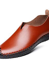 Men's Fashion Business Faux/PU Leather Shoes