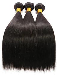 8A Grade Brazilian Virgin Hair Straight 3 Bundle Deals Human Hair Bundles Brazillian Straight Hair Brazilian Hair Weave Bundles