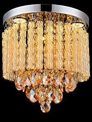 Modern Crystal Ceiling Lights for Restaurant Living Room Decoration
