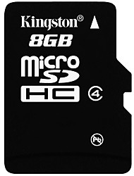 Kingston 8GB Micro-SD-Karte TF-Karte Speicherkarte Class4