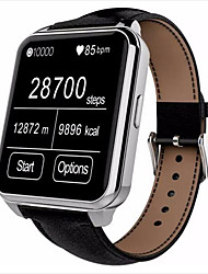 Smart Watch Android Heart Rate Monitor Smartwatch IP66 Waterproof IPS Screen Fitness Tracker Bluetooth Inteligente