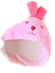 Dog Bandanas & Hats Pink Dog Clothes Spring/Fall Solid Cute