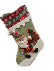 Holiday Props / Holiday Supplies / Holiday Decorations Holiday Supplies Santa Suits Plush For Boys / For Girls 5 to 7 Years