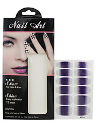 Quantity Style Nail Tips False Nails Nail Art Salon Design Makeup Cosmetic