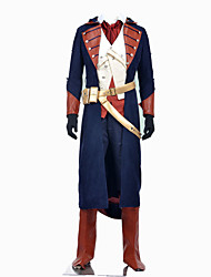 Cosplay Costumes /The Assassin's Creed Ations Unita' Arno Victor Dorian Cosplay Cotume Customized Full Suit