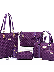Women Nylon Casual / Event/Party Bag Sets