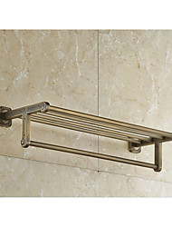 The Bathroom Shelf Bath Towel Rack