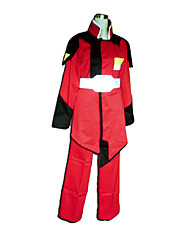 Gundam Anime Cosplay Costumes Coat / Pants / Belt Kid
