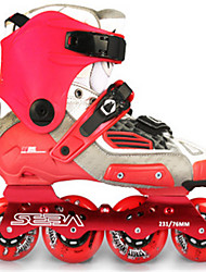 Inline Skates Unisex Anti-Slip Wearproof Indoor Outdoor Performance Rubber Rubber Ice Skating Leisure Sports
