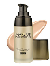 Concealer/Contour Liquid Long Lasting / Concealer / Uneven Skin Tone / Natural Face LAIKOU Deep Skin Color