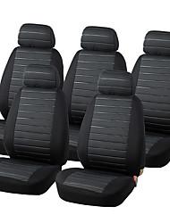 autoyouth 15pcs ван чехлов Подушка безопасности совместимые 5мм пены универсальный 5x местный сиденья клетчатые аксессуары для интерьера
