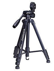 Yunteng vt - 888 tripodfolder terno portátil liga de alumínio de alta qualidade com micro câmera digital SLR única para viagens