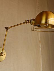 AC 110-130 / AC 220-240 40 E26/E27 Moderne/Contemporain / Traditionnel/Classique / Rustique/Campagnard / Rustique Bronze Fonctionnalité
