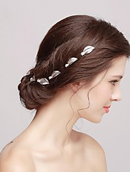 Women's Rhinestone / Alloy Headpiece-Wedding / Special Occasion / OutdoorFlowers / Head Chain / Hair Pin / Hair Stick  3 pieces