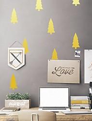 Botânico Wall Stickers Autocolantes de Aviões para Parede Autocolantes de Parede Decorativos,Vinil Material Decoração para casa Decalque
