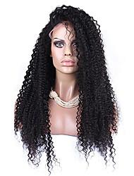 resistentes perucas de cabelo sintético afro crespos encaracolados laço sintético frente peruca naturais top cor preta calor de qualidade