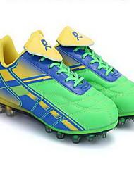 Tênis de Futebol Homens Anti-Escorregar / Anti-Shake / Anti-desgaste / Respirável Micofibra Sintética PU Futebol