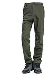 Homens Meia-calça Acampar e Caminhar / Exercicio e Fitness / Esportes Relaxantes / CorridaImpermeável / Respirável / Mantenha Quente / A